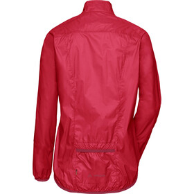 VAUDE Air III Jacket Damen strawberry